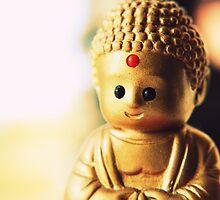 Lill' Buddha by Vanda Noronha