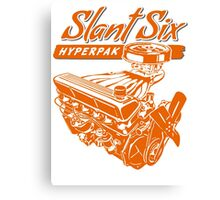 Slant Six HyperPak Canvas Print