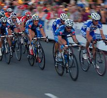 Peleton by Cathie Tranent