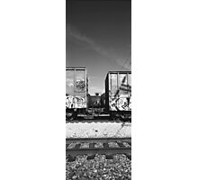 Los Angeles River Photographic Print