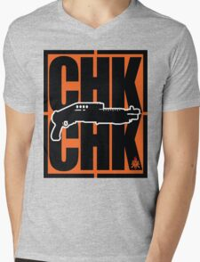 CHK**CHK Mens V-Neck T-Shirt