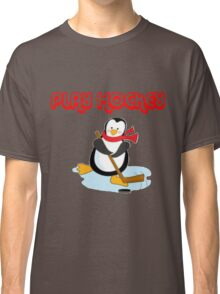 play hockey penguin Classic T-Shirt
