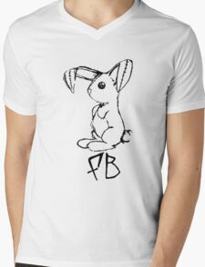 ferny bunny Mens V-Neck T-Shirt