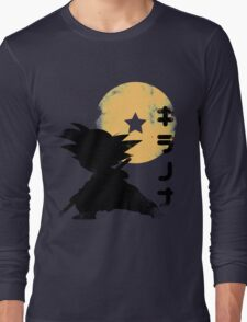 Young Warrior Dragon Ball Long Sleeve T-Shirt