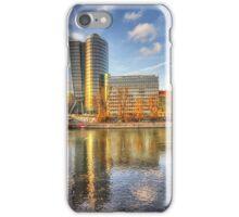 Uniqa Tower iPhone Case/Skin