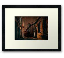 And Don't Forget the Garlic! Framed Print