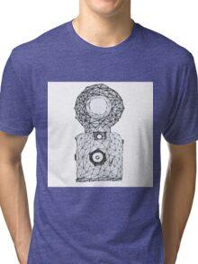 Vintage Camera 4.0 Tri-blend T-Shirt