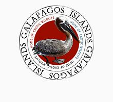 Galapagos Islands Pelican Unisex T-Shirt