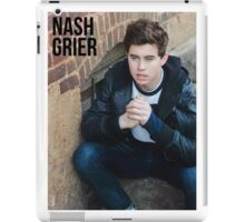 Nash iPad Case/Skin