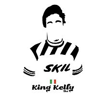 King Kelly - Bici* Legendz Collection Photographic Print