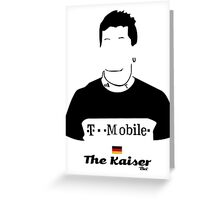 The Kaiser - Bici* Legendz Collection Greeting Card