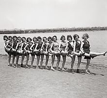 Bathing Beauties, 1923 by historyphoto