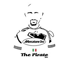 The Pirate - Bici* Legendz Collection Photographic Print