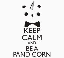 keep calm and be pandicorn by MrSadoW95