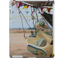 Animals - Vintage Carousel (2/3) iPad Case/Skin