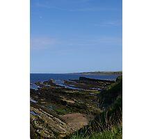 North Sea View Photographic Print