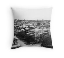 The Queensland Club 1898 Throw Pillow