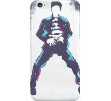 Elvis Has Left The Building! iPhone Case/Skin
