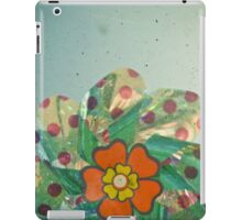 The Silver Flower iPad Case/Skin
