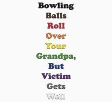 Resistor Code 4 - Bowling Balls... by cloudia