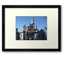 When you wish upon a star... Framed Print