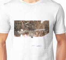 Into the great unknown Unisex T-Shirt
