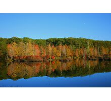Fall In the Finger Lakes Photographic Print
