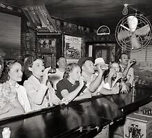 Louisiana Bar, 1938 by historyphoto