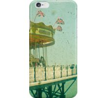 Carousel by the Sea iPhone Case/Skin