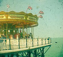 Carousel by the Sea by Cassia