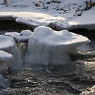 Ice Formations by ericseyes