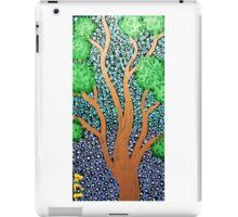 Fire Wood iPad Case/Skin