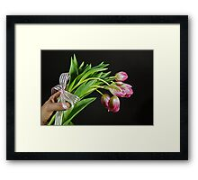 These Are For You Framed Print