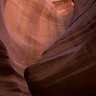 Upper Antelope Canyon 3 by John Wright