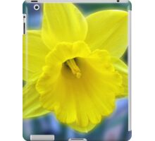 Vibrant Golden Daffodil iPad Case/Skin