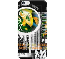 tribevibe 5 iPhone Case/Skin