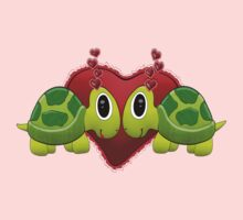 Turtle Love Tee Kids Clothes