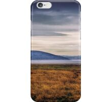 Tranquility in the Grey iPhone Case/Skin