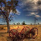 Abandoned Cart by Jennifer Craker
