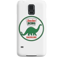 Sinclair Dino Gasoline vintage sign flat version Samsung Galaxy Case/Skin