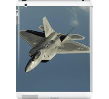 Military Jet Plane Photograph iPad Case/Skin