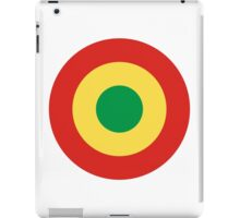 Congolese Air Force - Roundel iPad Case/Skin