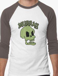 Murray! The laughing skull Men's Baseball ¾ T-Shirt