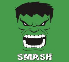 Hulk Smash Kids Clothes