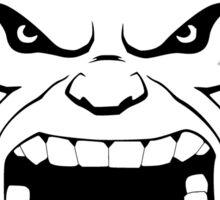 Hulk Smash Sticker