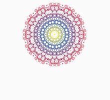 Rainbow Circles Unisex T-Shirt