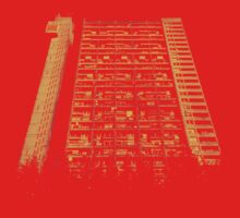 Tower Block. T-Shirt