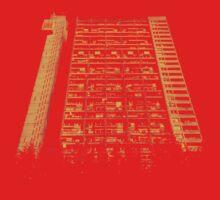 Tower Block. by Eren  Ozkural