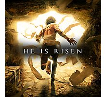 He Is Risen! Photographic Print