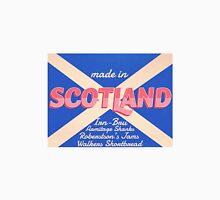 Vintage Made in Scotland Tee Unisex T-Shirt